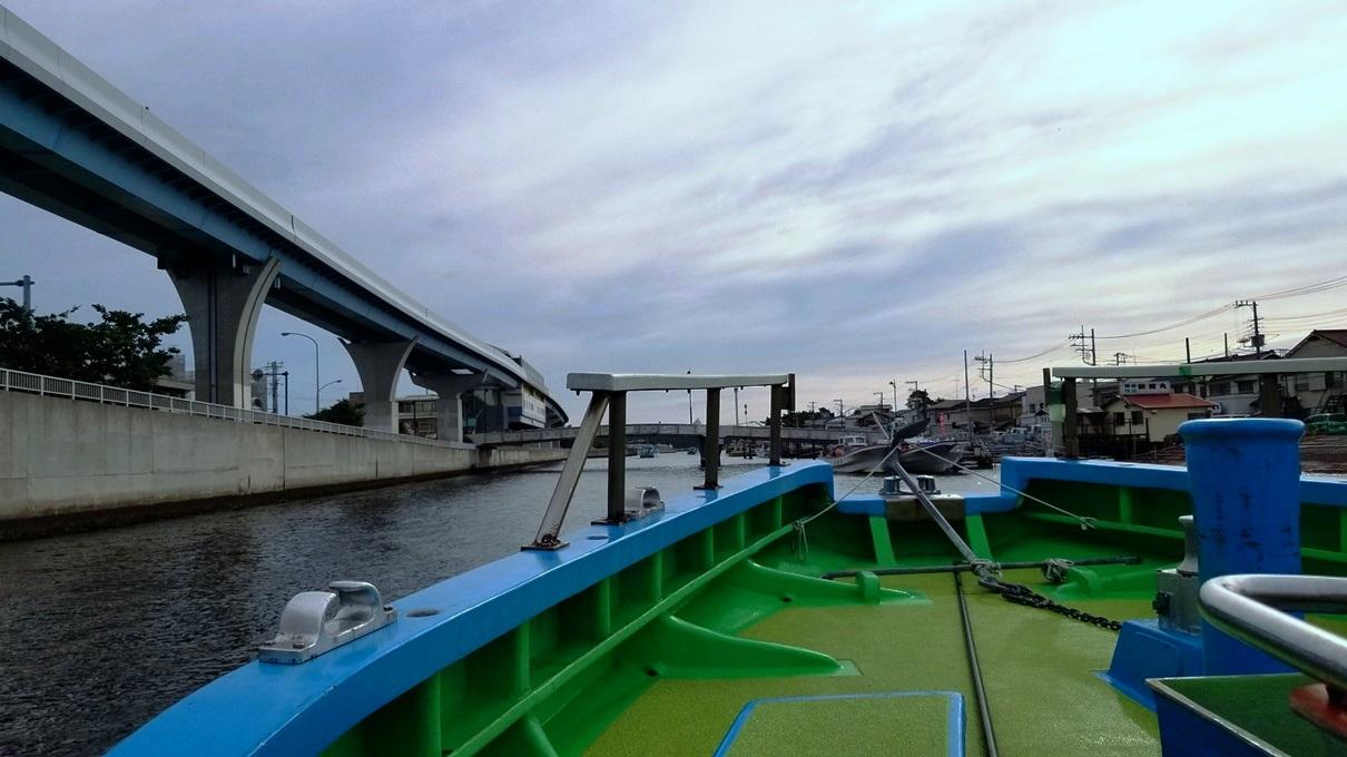 関東の船宿